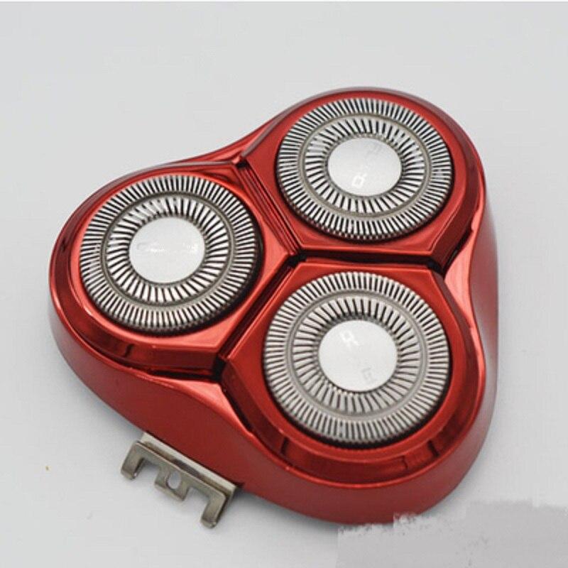 Substituição da Lâmina de Barbear Cabeça + Blate Quadro para Flyco Lâmina de Reposição para Flyco Masculino Barbeador Depilação Fs338