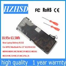 1095 v 635 Новый оригинальный a1322 Аккумулятор для ноутбука