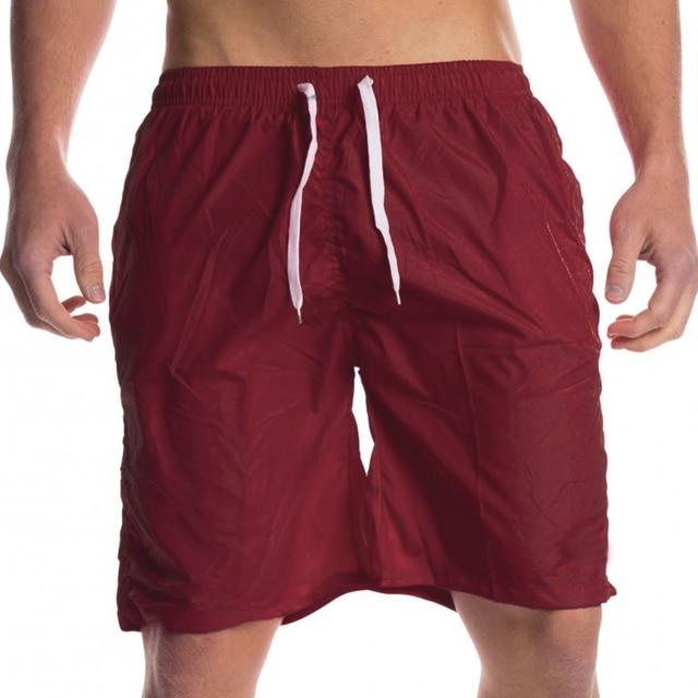 589087d9fe INCERUN Brand Quick Dry Mens Shorts Summer Mens Board Shorts Beach Swimwear  Trunks Beach Shorts Men Bermuda Sea Short Pants