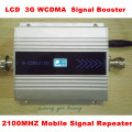 Family LCD 3G WCDMA 2100MHZ Mobile Phone Signal Booster GSM Signal Repeater/Booster/Amplifier/Receivers. Cell Phone Amplifier