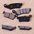 2pcs Motorcycle Front or Rear Brake Pads Fit for Honda CR125R XR250R Suzuki RM125 RM250 Yamaha YZ125 YZ250 Kawasaki KX125 KX500
