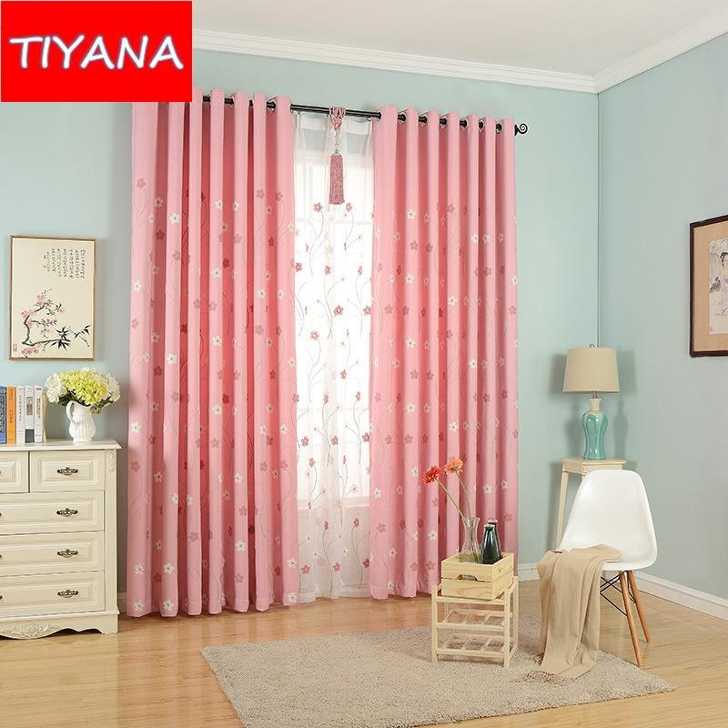 Princess Girls Room Valance Cutains Amazom: Aliexpress.com : Buy Pastoral Window Curtains For Princess