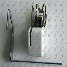 SEWING MACHINE QUILTING WALKING FOOT EVEN FEED FOOT SINGER/TOYOTA/ELNA LOW SHANK # P60444+Q1