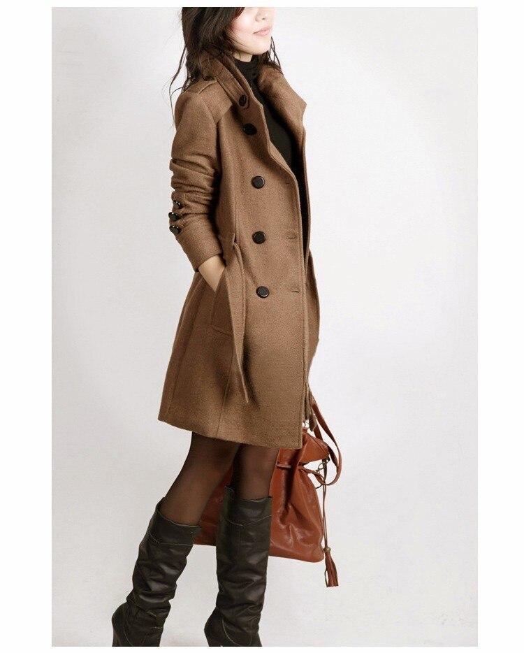 Woolen Winter discount Coats 3