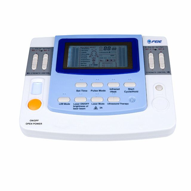 ultrasound machine laser equipment EA-VF29 material fisioterapia multi therapy machine for body home use kupo vf 01