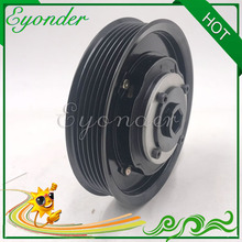 Magnetic-Pulley-Clutch AC for KIA Rio/K2/Hyundai/.. Air-Conditioning-Cooling-Compressor-Electromagnetic