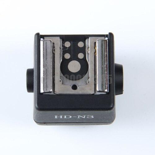 Luz do Flash da câmera Hot Shoe Soquete Adaptador para Canon Nikon Yongnuo Flash para Sony Alpha A700 A900 A350 A450 A550 A560 A77 DSLR