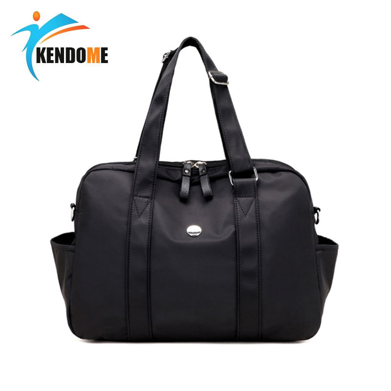 Unisex Outdoor Waterproof Sports Gym Bag Stylish Hot Travel Handbag Women Men For Training Duffel Shoulder Bag Yoga Sac De Sport
