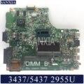 KEFU 12314-1 Материнская плата для Dell Inspiron 14R 3437 5437 оригинальная материнская плата 2955U GT720M