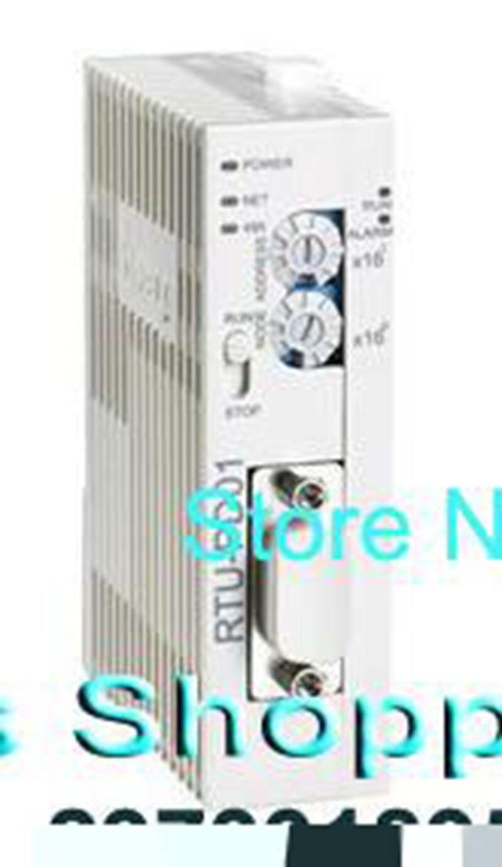 New Original RTU-PD01 PLC PROFIBUS remote I/O Module new original dvppf02 sl plc profibus dp slave communication module