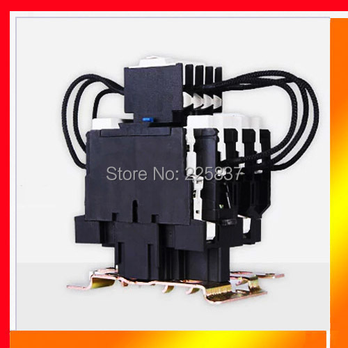 Free shipping good quality CJ19-63 380v 60A/63A change-over ac contactor for Capacitor dhl ems 1pc for good quality ha ff33 ac servo good quality