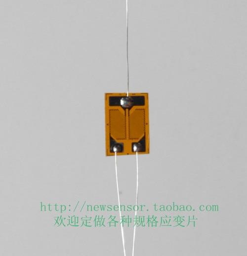 350 ohms 1000ohms shear strain HA half bridge strain gauge high precision torque special strain gauge