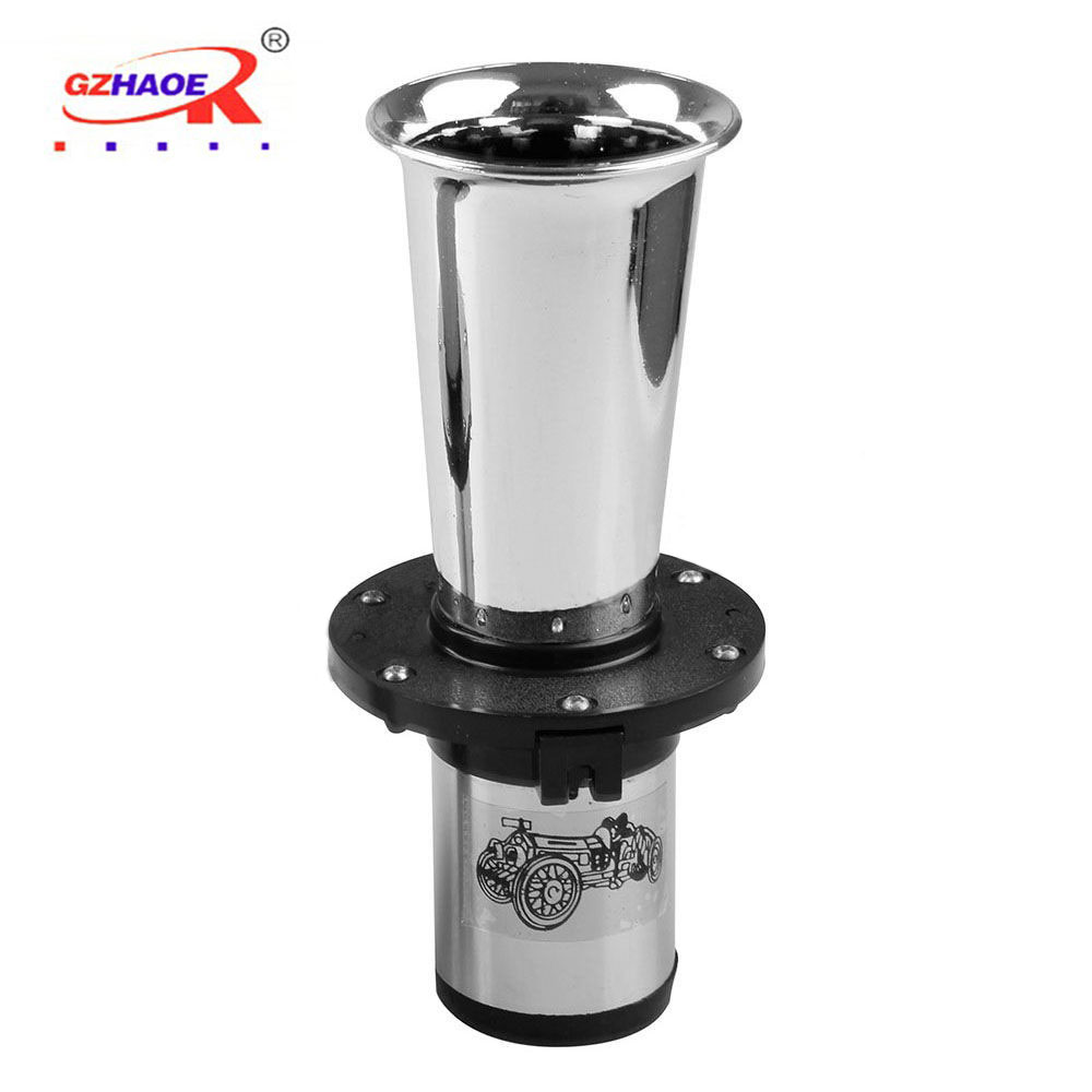 110dB 12V Air horn Old Style Antique Vintage Vehicle Boat Auto Car ...