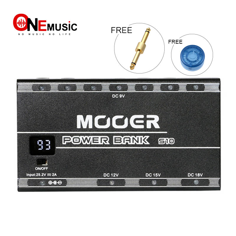 mooer power band s10 guitar 10 way power output rechargeable professional battery pedalboard. Black Bedroom Furniture Sets. Home Design Ideas