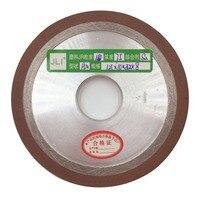 JLI 1 Pcs 125 10 32 8mm Degree Diamond Wheel Cutting Electroplated Saw Blade Grinding Disc