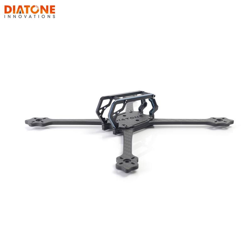 Hot New Diatone GT-Marauder515 GT M515 195mm Split Type FPV Racing Frame Kit Normal X цена