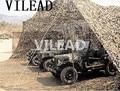 VILEAD пустыня 3 м * м 5 м камуфляж сетка Военная камуфляжная сетка армейская камуфляж джунгли сетка укрытие для охоты кемпинг спортивный автомобиль палатка - фото