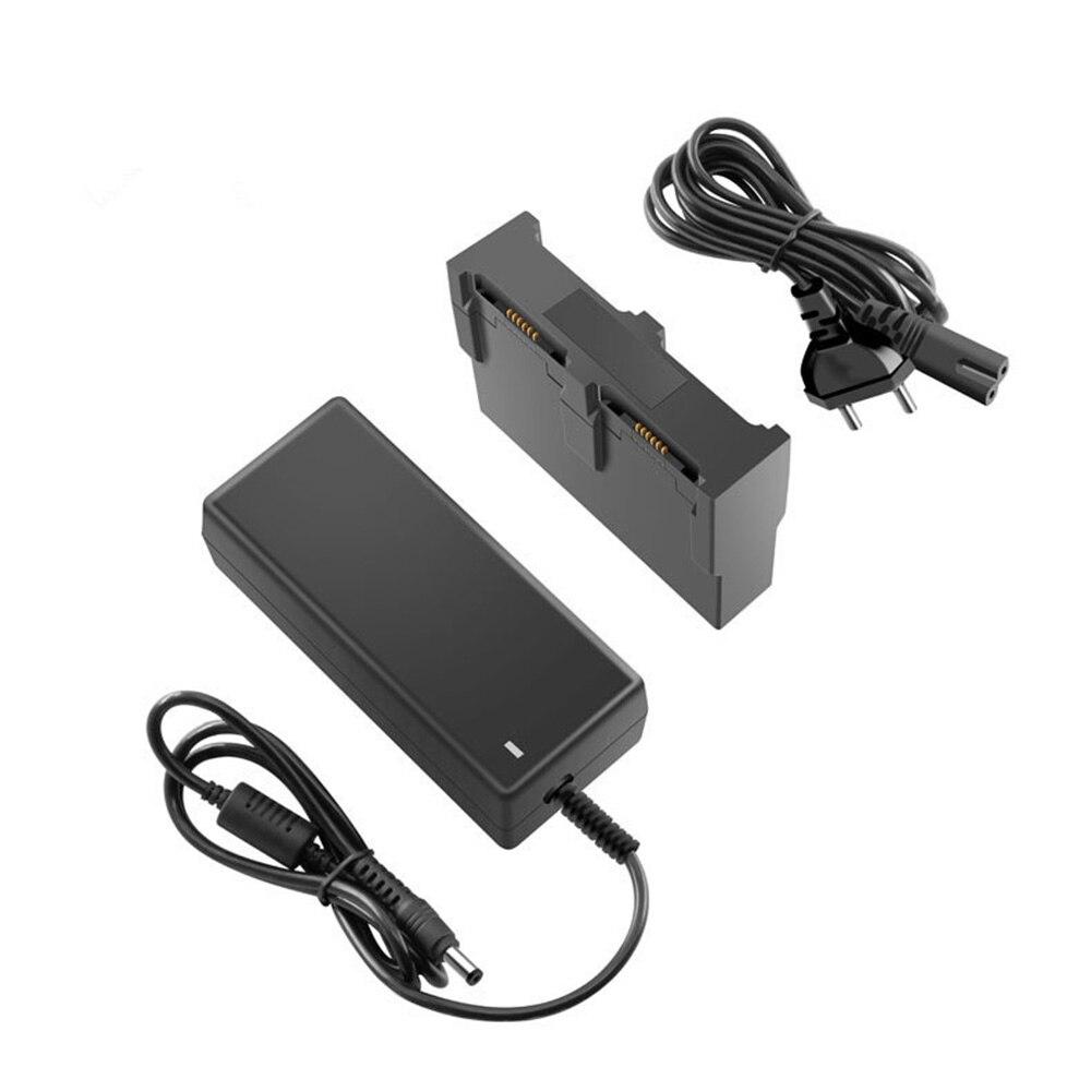 EU Plug Battery Charger Fast Charger for DJI SPARK Intelligent Flight Battery Charging Hub 100-240V AC Input DC 13.05V/2.2A Outp original dji spark battery charging hub intelligent flight battery charger for dji spark