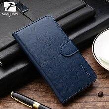 Taoyunxi флип чехол для телефона ZTE лезвие A512 5.2 дюймов Бумажник Дело держатель карты кожаная сумка капот щит для ZTE лезвие A512