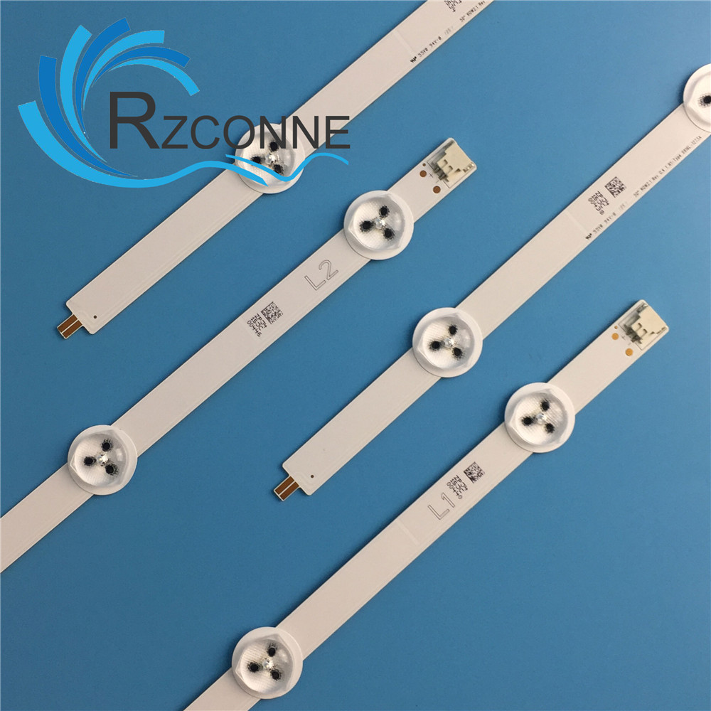 11 Light 50inch Lens 6 Lamp 550mm Computer & Office 5 Lamp 437mmbutt 987mm Led Lcd Tv Backlight Strip