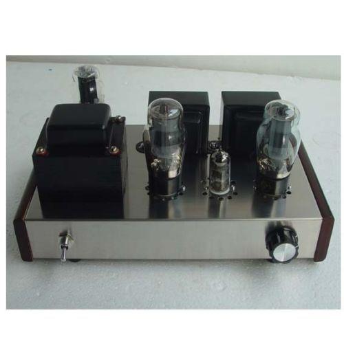 Nouvelle classe A à une extrémité 6N1 + 6P3P Tube amplificateur Audio HIFI Valve Amp kit de bricolage ZJ