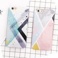 New Case For Iphone 6 6s 6 Plus 6s Plus 4.7 5.5inch 7 7plus geometric triangle Simple designs hipster stylish Shell skin covers