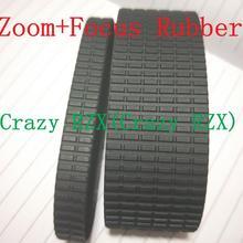 Объектив, зум+ фокус, резиновое кольцо, замена для Tamron SP 24-70 24-70 мм f/2,8 Di VC USD A007, запасная часть