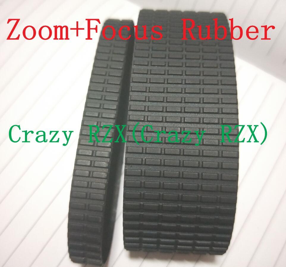 Nova lente zoom genuíno + foco aperto anel de borracha substituição para tamron sp 24-70 24-70mm f/2.8 di vc usd a007 reparação parte