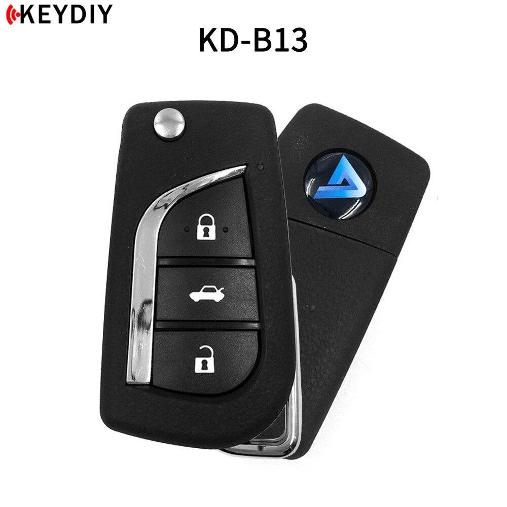 KEYDIY KD B13 Car Key For Toyota KD900/KD-X2 Key Programmer B Series Remote Control