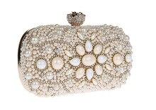 Frauen Mode Neue Handtasche Perlen Partei Abendtaschen Frauen Kleine Damen Handtasche SMYCWL-CA0017