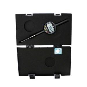Image 5 - shahe  0 50 mm digital gauge indicator micron dial indicator digital dial indicator 0.001 mm dial gauge