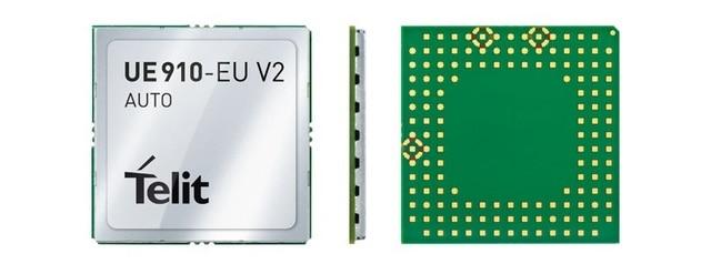 UE910-EU V2 AUTO  Telit  3G 100% New&Original Genuine Distributor  UMTS HSPA EMBEDDED   Compact  quad-band module 1PCS