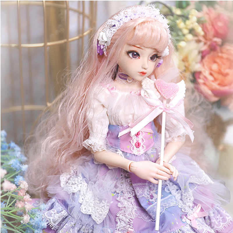 Fortune Days Original Design 18 Inch 1//4 Princess Dolls Diary Queen Series 26 J
