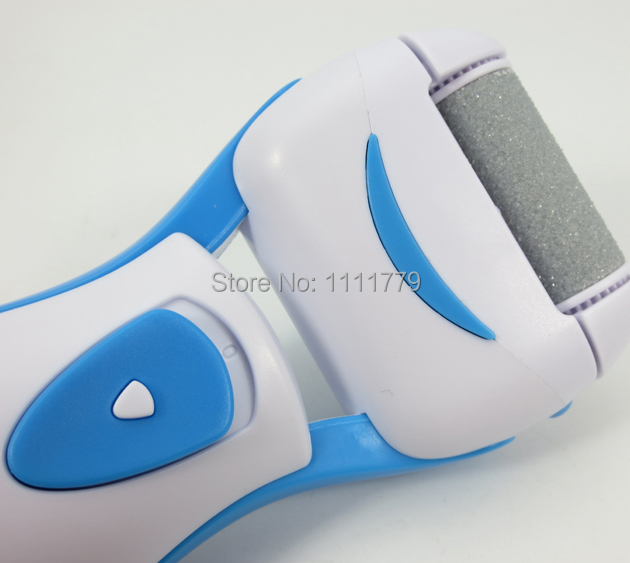 Electronic Foot Callus Removes Calluses Dry Rough Skin Corn Remover Shaver FilePedicure fersonal Pedi Kit Set