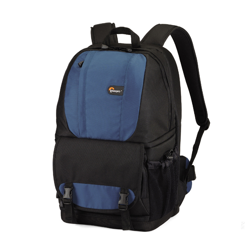 ФОТО wholesale Genuine  Fastpack 250 aw (blue)  Photo DSLR Camera Bag Digital SLR Backpack laptop 15.4