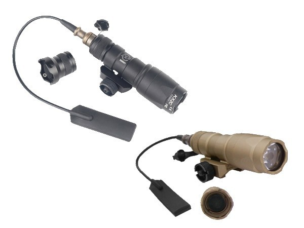 M300 LED CREE Mini Scout torch flashlight 20mm rail rifle scope mount for hunting