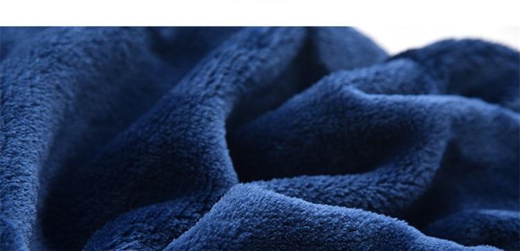 Neue Winter Tragen Laterne Hosen Weichen Hause Pyjama Hosen Elastische Taille Strahl Fuß Brief Stickerei Korallen Fleece Lose Schlaf Bottoms Damen-nachtwäsche Unterwäsche & Schlafanzug