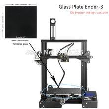 Новый Creality 3D Ultrabase 3D платформа для печати с подогревом построить поверхность Стекло platefor Ender-3/CR-20/CR-10/CR-10S MK2 MK3 очаг