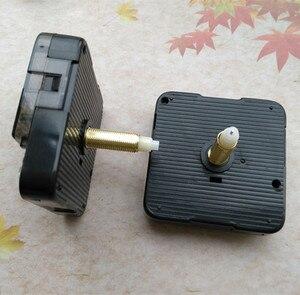 Image 1 - 10PCS Spazzata di Alta Coppia Clockwork Meccanismo Al Quarzo Macchina Clockwork FAI DA TE con Orologio Braccia