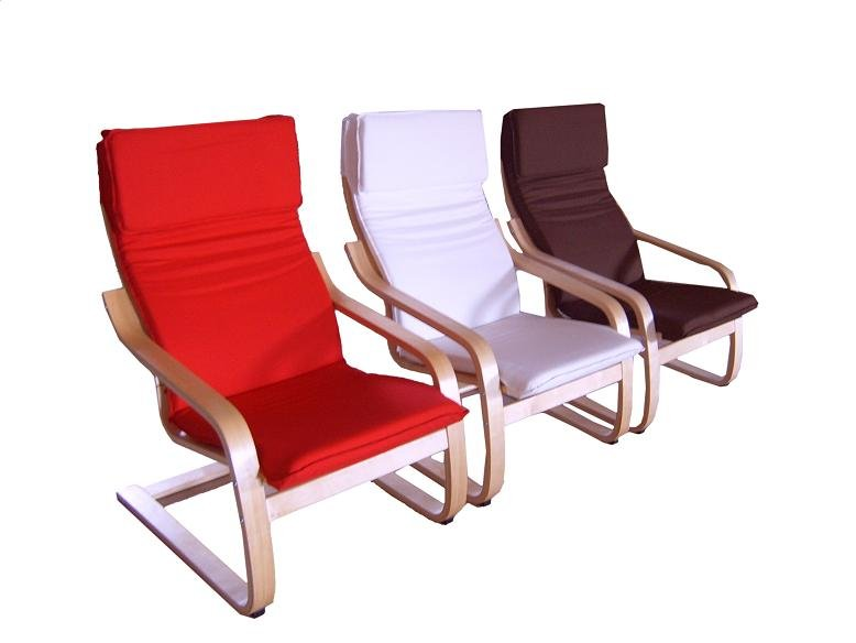 Ikea Ikea Furniture Style Crooked Wood Chair Sally Relax