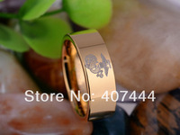 Free Shipping USA UK Canada Russia Brazil Hot Sales 8MM Golden Pipe Military Army Marines Men