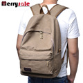 Bolso masculino bolsa de lona ocasional hombro bolsa de Mensajero versión Coreana de mochilas