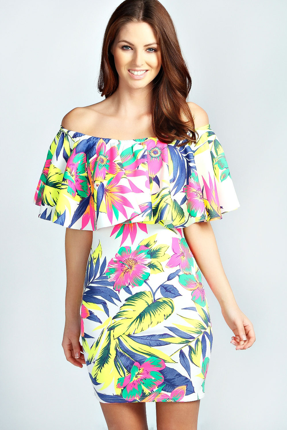 Hawaiian Cocktail Party Dress | Dress images