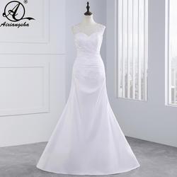 f80ec85d47e Свадебные платья 2018 в наличии новый плюс размеры белый цвета слоновой  кости кружево Свадебные платья