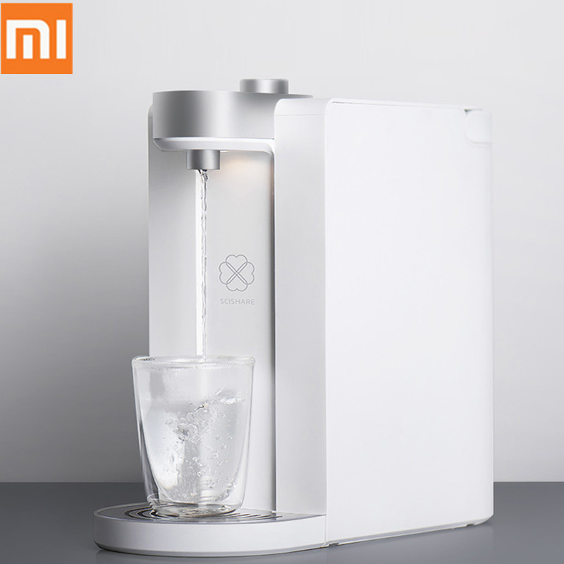 Xiaomi Youpin Smart Instant Heating Water Dispenser Hot Water 3 Seconds Instant 1800ml Capacity Water Dispenser for Home Office image