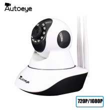 Autoeye 1080P Security Network CCTV WIFI Camera Wireless Security IP Camera IR Infrared Night Vision Surveillance Camera