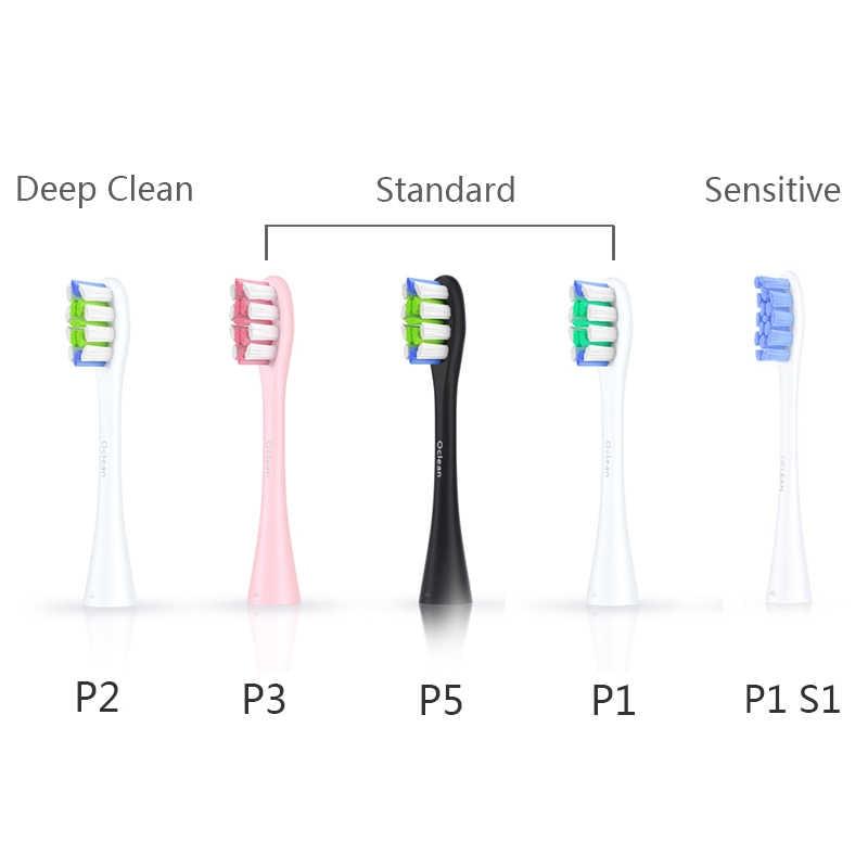 Xiaomi Mijia Oclean SE/One 1 szt. Wymienne główki do szczoteczki do automatyczne elektryczne soniczna szczoteczka do zębów dokładne czyszczenie głowic