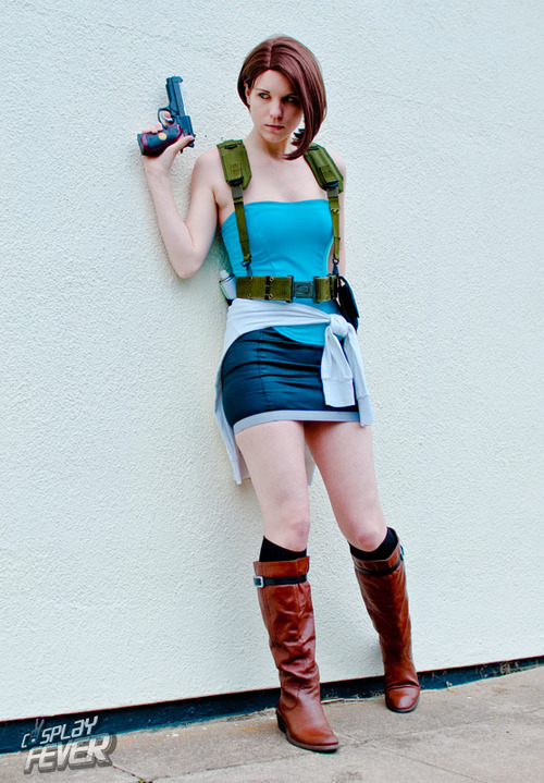 Resident Evil 3 Jill Valentine Cosplay Costume Halloween Costume