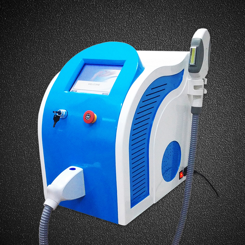 OPT SHR IPL Hair Removal Machine IPL Epilation Skin Rejuvenation Acne Pigment Therapy With Imported Lamp