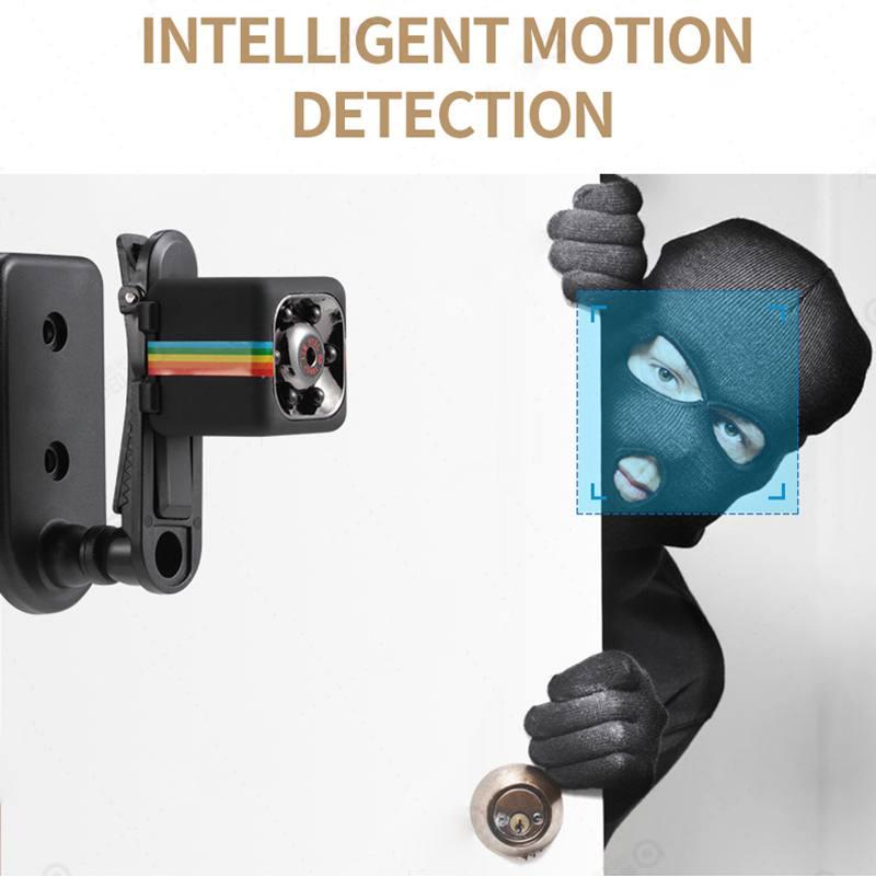 Image 5 - 1080P Sport DV Mini Camera 480P Sport DV Infrared Night Vision Camera Car DV Digital Video Recorder Mini Camcorders-in Hunting Cameras from Sports & Entertainment